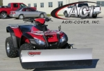 Agricover ATV Snow Plow