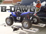Aluminum ATV and Go Kart Carrier
