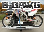 Single Towing Aluminum Dirtbike Carrier