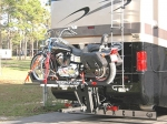 Cruiserlift Motorcycle Transport System