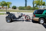 Cycle-Tow Trike Tow Dolly