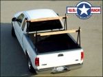 Sawhorse Truck Rack