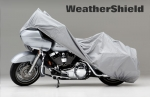 WeatherShield HP Motorcycle Cover